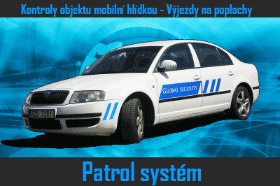 Patrol systém