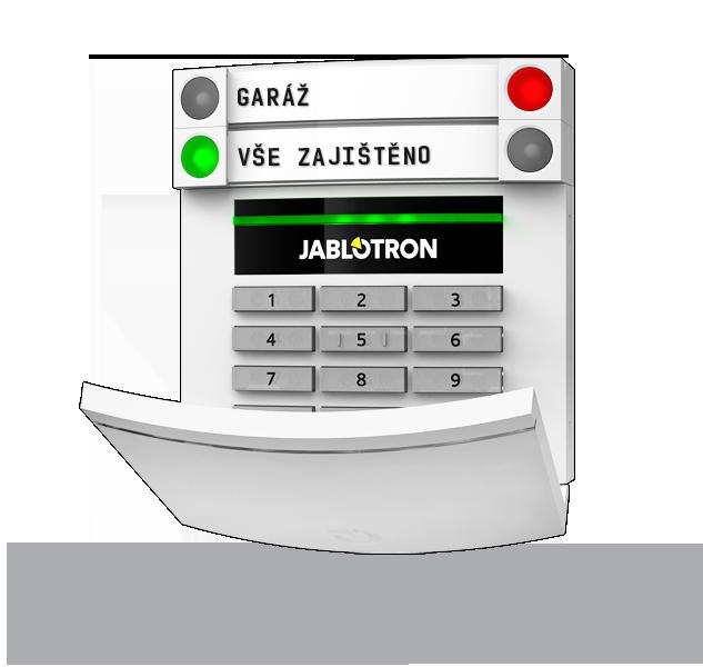 Jablotron klávesnice JA-113E