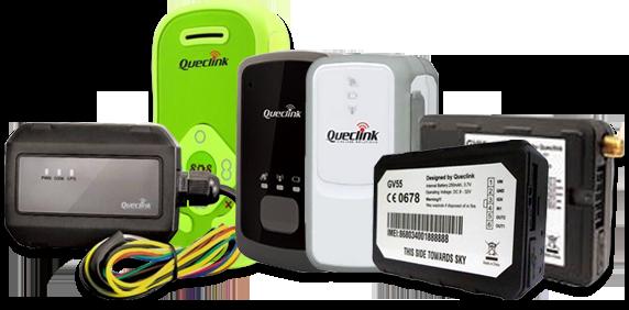 GPS jednotky Queclink