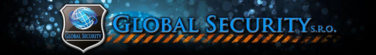 Bezpečnostní agentura GlobalSecuritys.r.o. Vsetín Logo